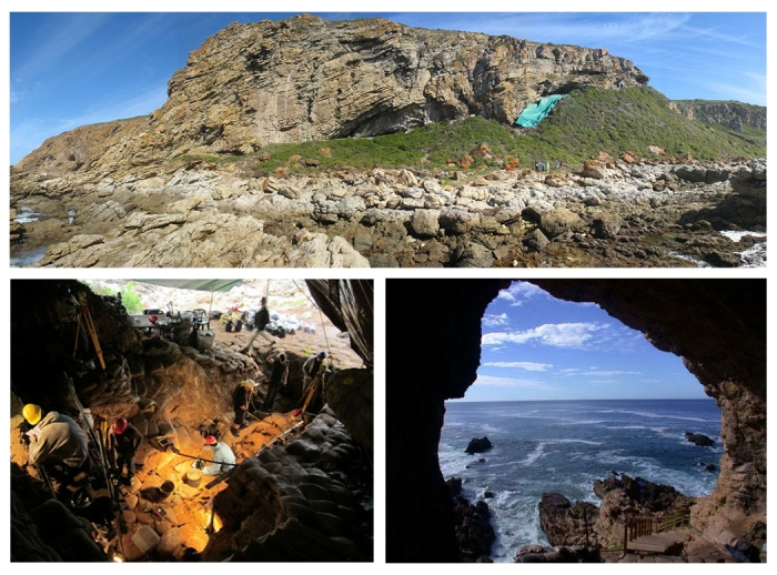 Pinnacle point collage